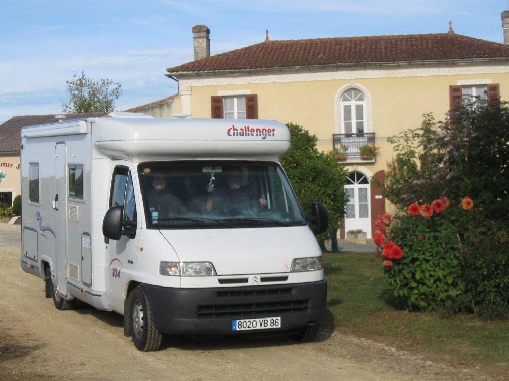 Aire camping-car à Ladaux (33760) - Photo 3